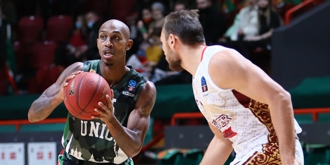 7DAYS EuroCup, Regular Season Round 6: UNICS Kazan vs. Umana Reyer Venice