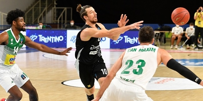 Toto Forray, Trento: 'The team has grown a lot'