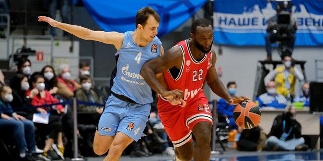 RS Round 7: Zenit St Petersburg vs. Olympiacos Piraeus