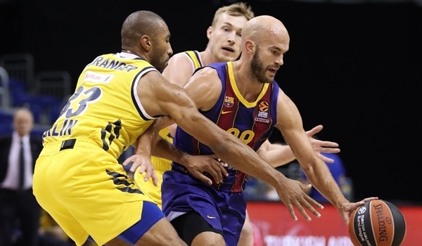 RS7 Report: Barca runs past ALBA in Berlin