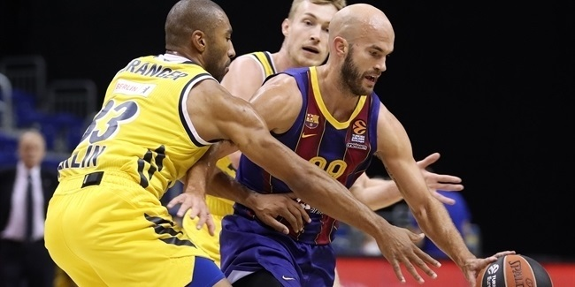 RS Round 7: ALBA Berlin vs. FC Barcelona