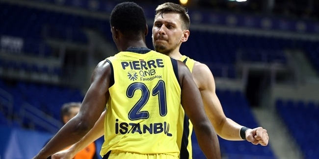 Fenerbahce found new scorers in adversity