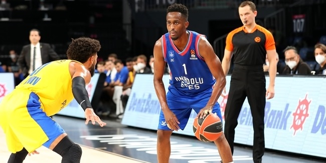 EuroLeague MVP of the Week: Rodrigue Beaubois, Anadolu Efes Istanbul
