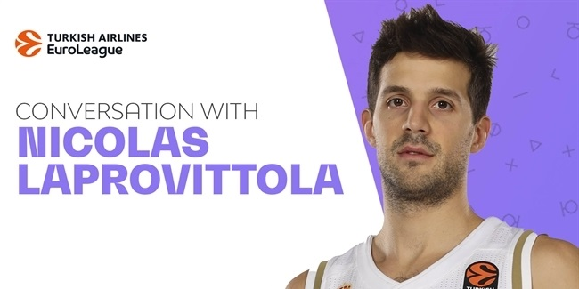 Nicolas Laprovittola, Real: 'I have always emulated my mother'