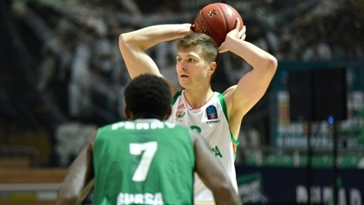 Blog, Edo Muric, Olimpija: This is like winning the lottery'