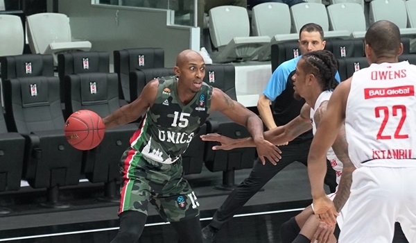 RS07 Report: UNICS leaves Istanbul with first road win