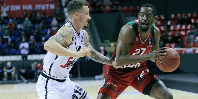 7DAYS EuroCup, Regular Season Round 7: Lokomotiv Kuban Krasnodar vs. Virtus Segafredo Bologna