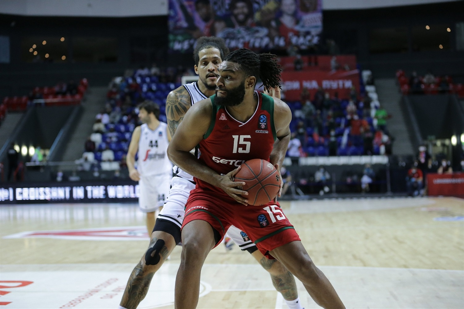 Alan Williams - Lokomotiv Kuban Krasnodar (photo Lokomotiv - Fedor Aebor) - EC20