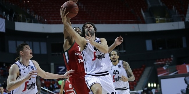 Milos Teodosic, Virtus: 'Every game counts more now'
