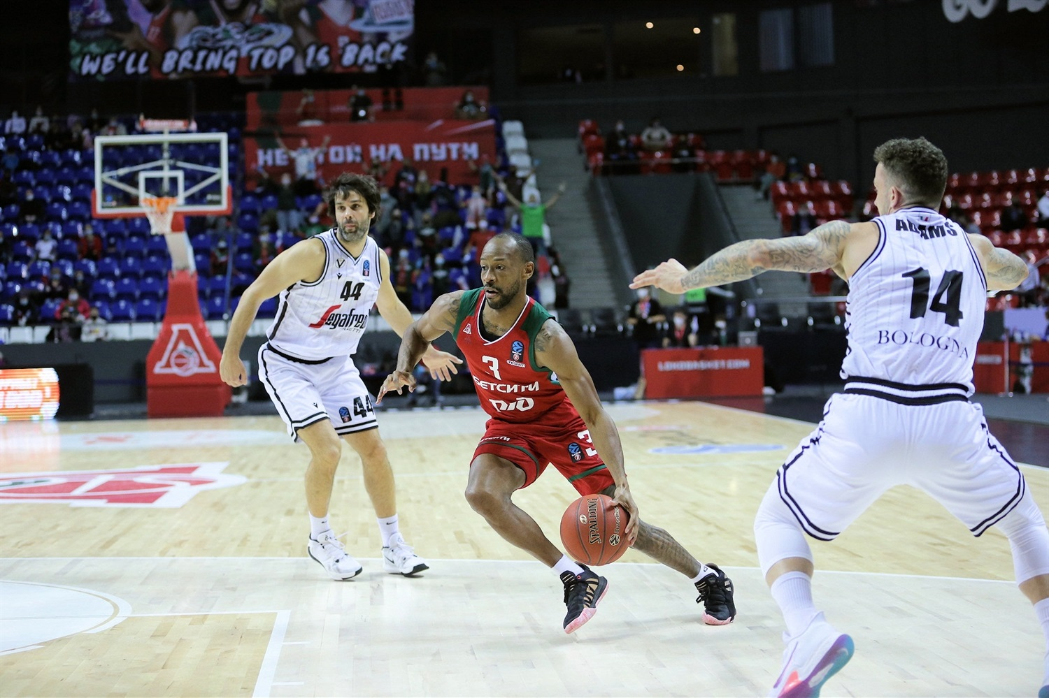 Will Cummings - Lokomotiv Kuban Krasnodar (photo Lokomotiv - Fedor Aebor) - EC20