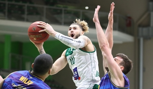 Top regular season plays: Nanterre 92