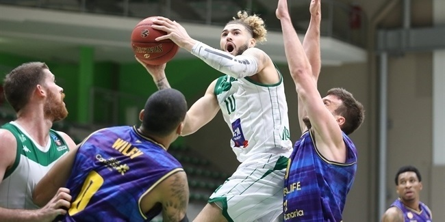 7DAYS EuroCup, Regular Season Round 7: Nanterre 92 vs. Herbalife Gran Canaria