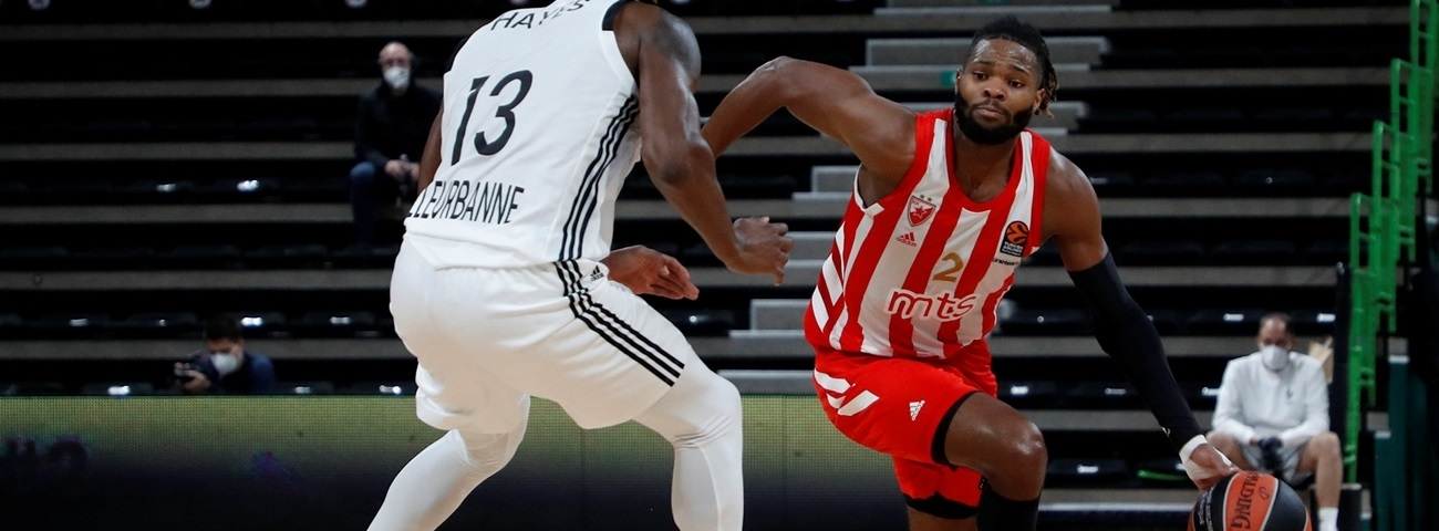 Walden's career night propelled Zvezda in France