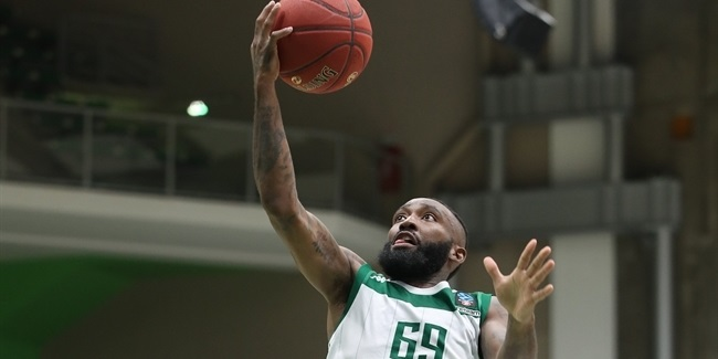 Warren pulled the strings in Nanterre comeback
