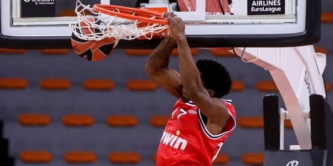 Jean-Charles, McKissic sparked Olympiacos comeback