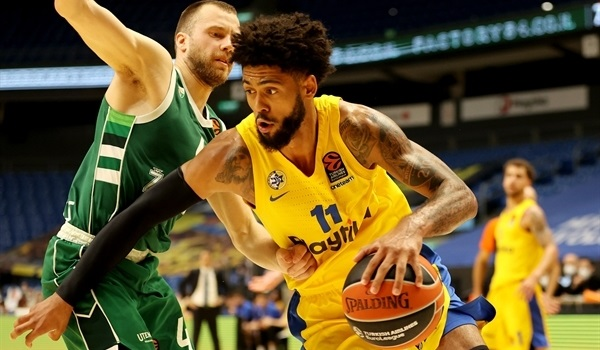 RS8 Report: Maccabi blasts Zalgiris at both ends