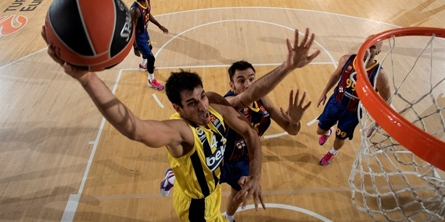 RS Round 8: FC Barcelona vs. Fenerbahce Beko Istanbul