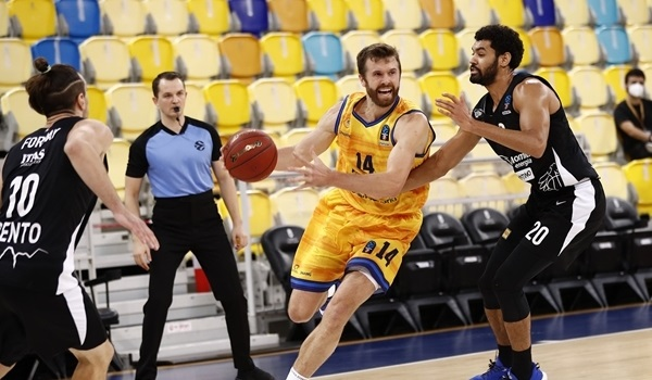 Round 5 Report: Gran Canaria prevails in defensive battle