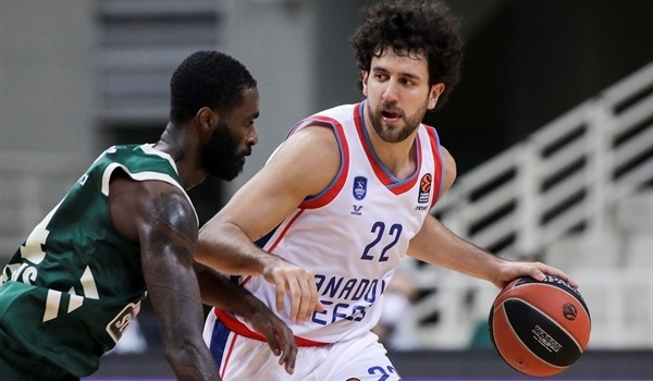 RS8 Report: Sensational Micic leads Efes to comeback win in Athens