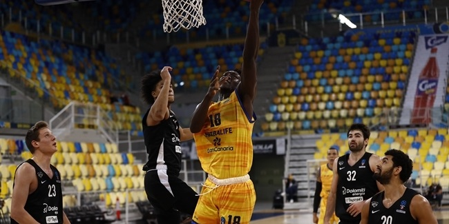 Teenager Diop was Gran Canaria's X-factor