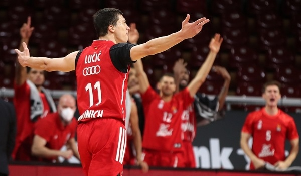 Bayern's Lucic hit the ground running in return