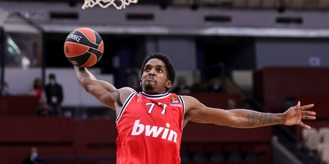 Olympiacos, McKissic pen 2-year extension