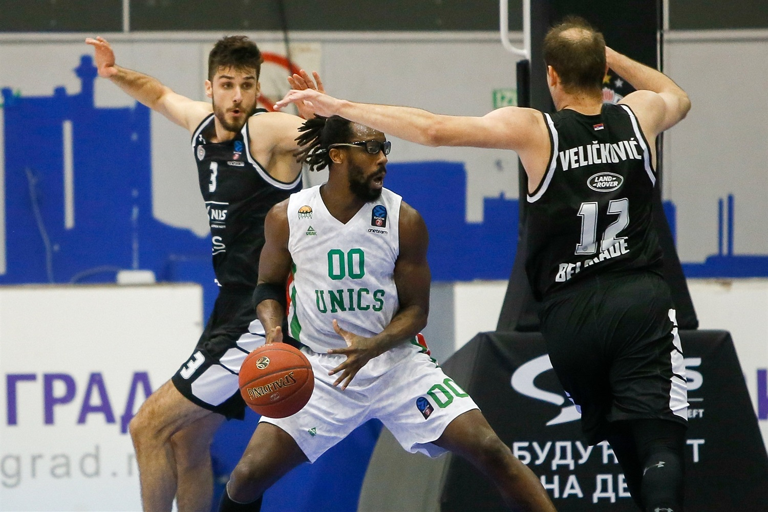John Brown - UNICS Kazan (photo Partizan - Dragana Stjepanovic) - EC20