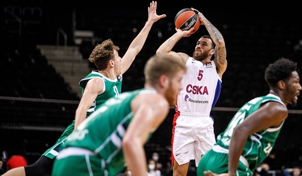 RS9 Report: James leads CSKA past Zalgiris