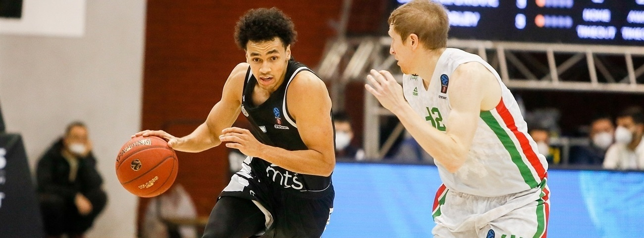 Paige, Partizan shot their way to history