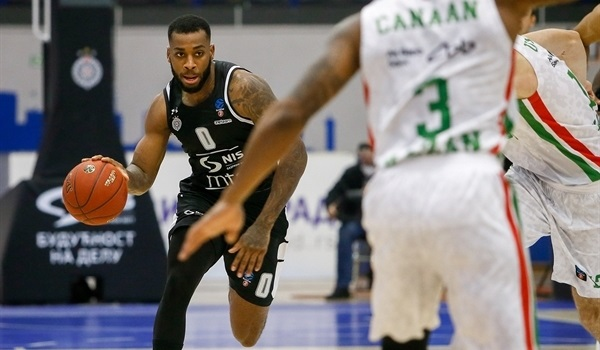 RS08 Report: Partizan shoots its way ahead of UNICS