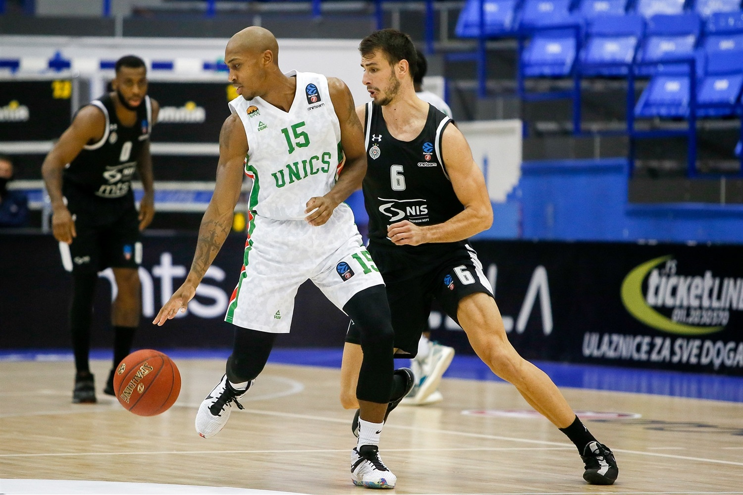 Jamar Smith - UNICS Kazan (photo Partizan - Dragana Stjepanovic) - EC20