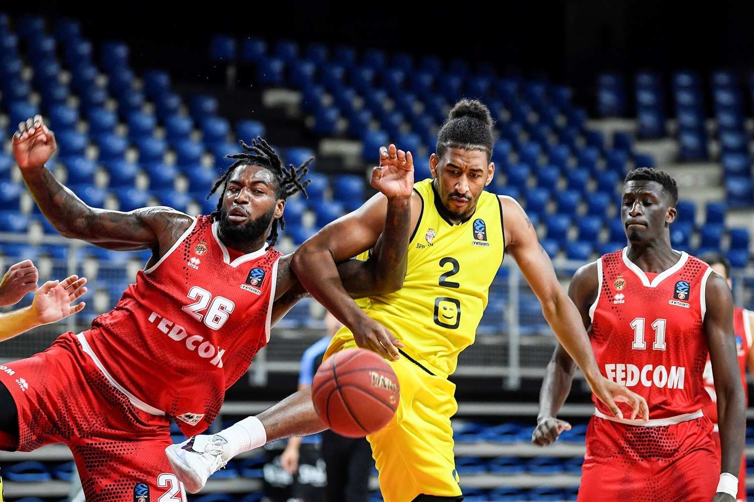 Jalen Jenkins - Telenet Giants Antwerp (photo Giants - Goyvaerts - GMax Agency) - EC20