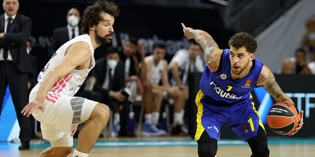 RS Round 9: Real Madrid vs. Maccabi Playtika Tel Aviv
