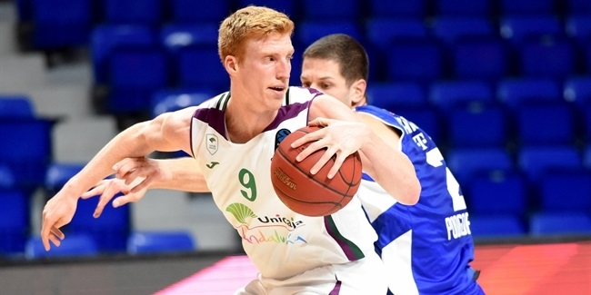 7DAYS EuroCup, Regular Season Round 8: Buducnost Voli Podgorica vs. Unicaja Malaga