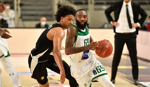 RS08 Report: Nanterre edges Trento after 2 overtimes