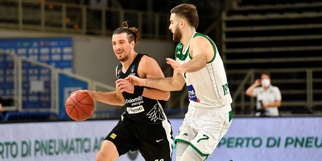 7DAYS EuroCup, Regular Season Round 8: Dolomiti Energia Trento vs. Nanterre 92