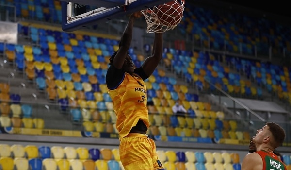 Spotlight on Khalifa Diop, Herbalife Gran Canaria