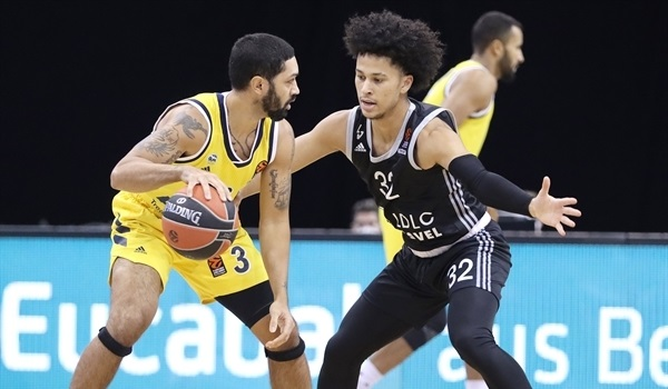 RS9 Report: Siva sends ALBA past ASVEL at the death