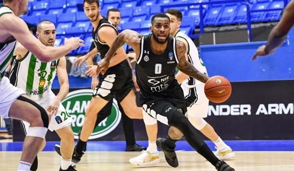 Round 6 Report, replay: Partizan fends off Joventut rally