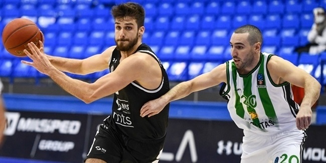 7DAYS EuroCup, Regular Season Round 6: Partizan NIS Belgrade vs. Joventut Badalona