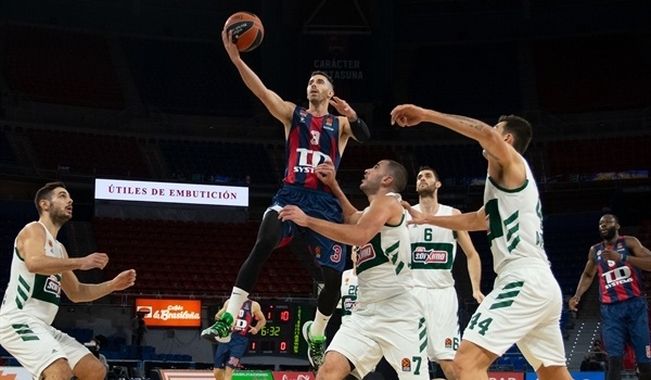 RS10 Report: Baskonia blasts Panathinaikos