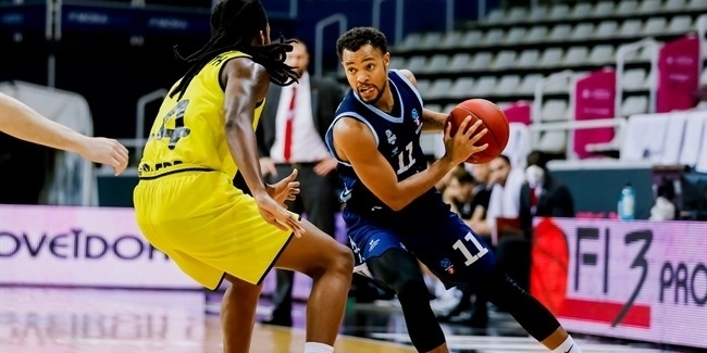7DAYS EuroCup, Regular Season Round 7: MoraBanc Andorra vs. Telenet Giants Antwerp