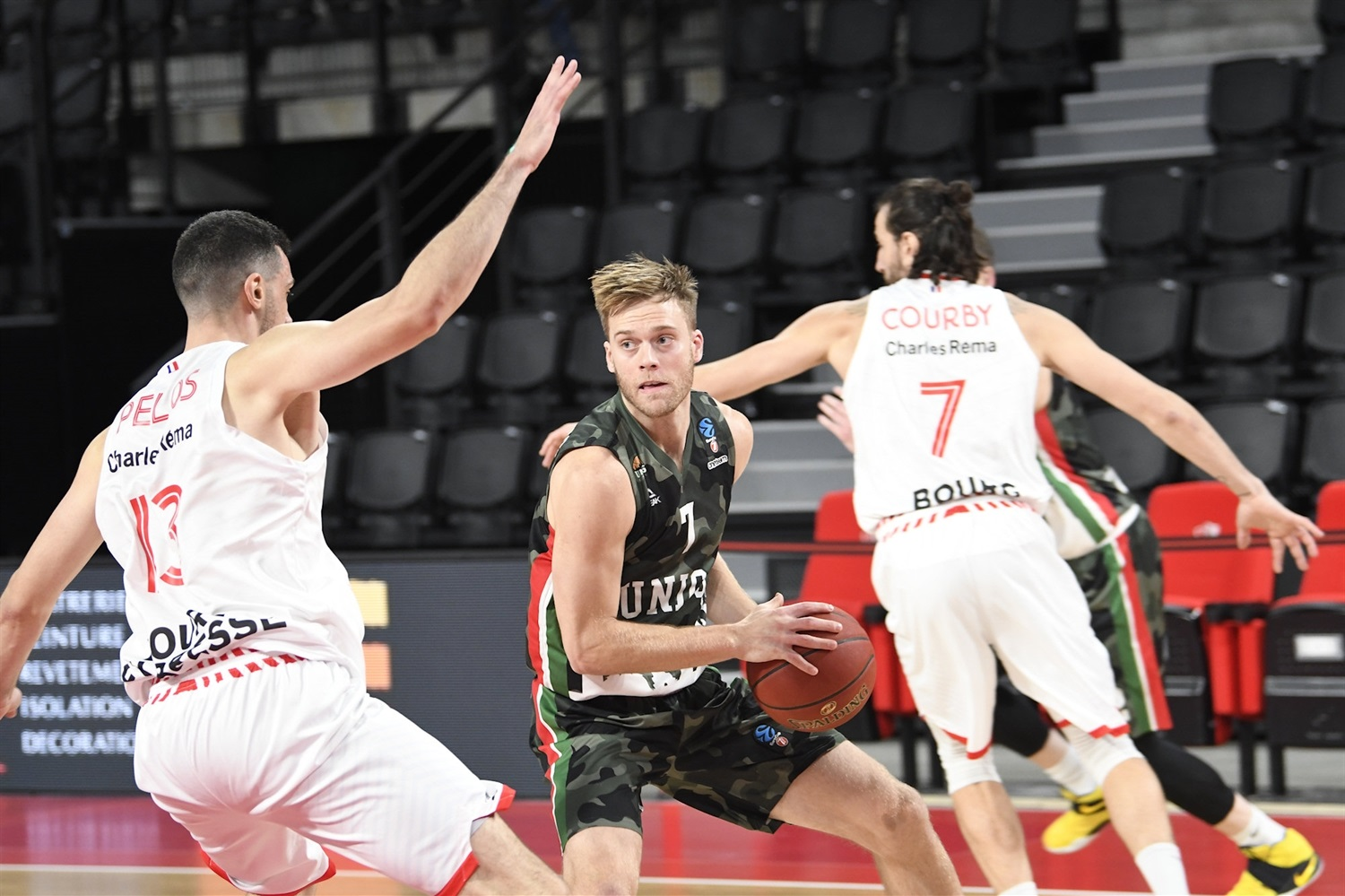 Nate Wolters - UNICS Kazan (photo Bourg - Jacques Cormareche) - EC20
