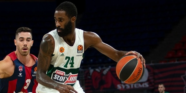 Panathinaikos, Sant-Roos announce 2-year extension
