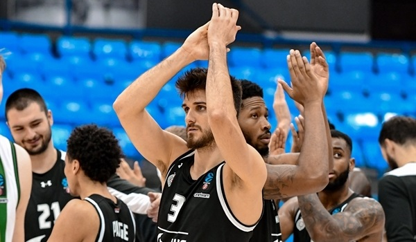 Partizan held on this time around against Joventut