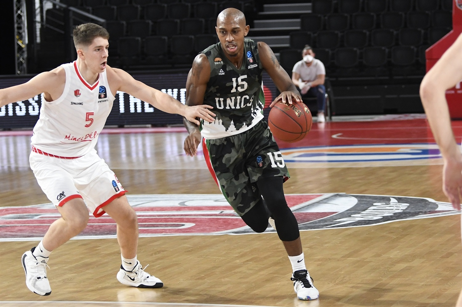 Jamar Smith - UNICS Kazan (photo Bourg - Jacques Cormareche) - EC20