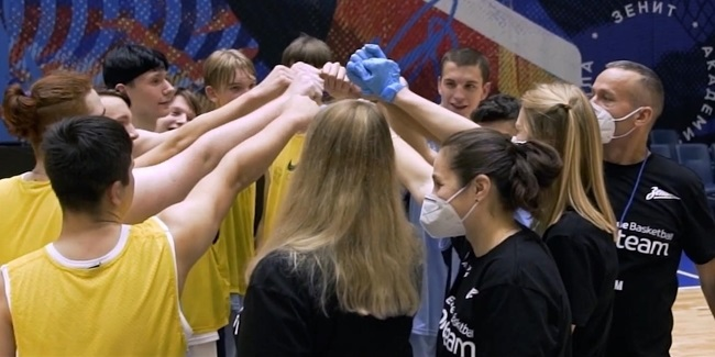 Zenit uses One Team to help 'troubled teens' get back on track