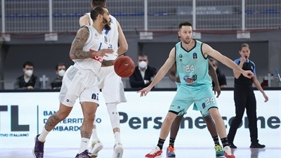 Round 6 replay: Buducnost gets good-as-gold road win