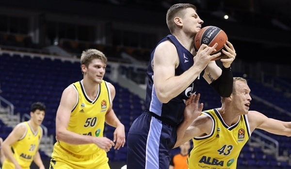 RS10 Report: Zenit locks down ALBA for road win