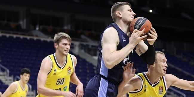 RS Round 10: ALBA Berlin vs. Zenit St Petersburg